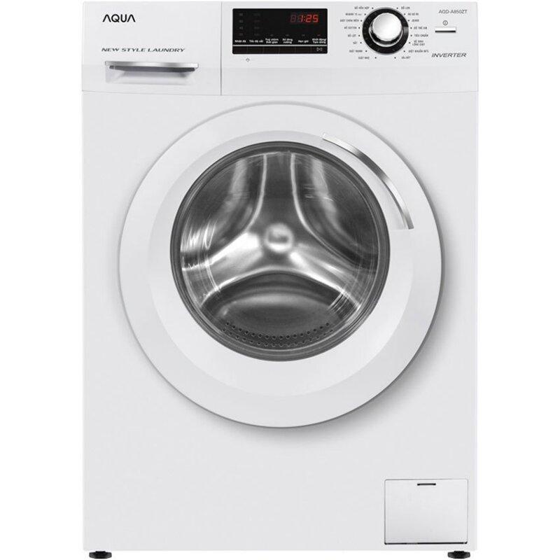Dòng máy giặt Aqua Inverter hiện đại