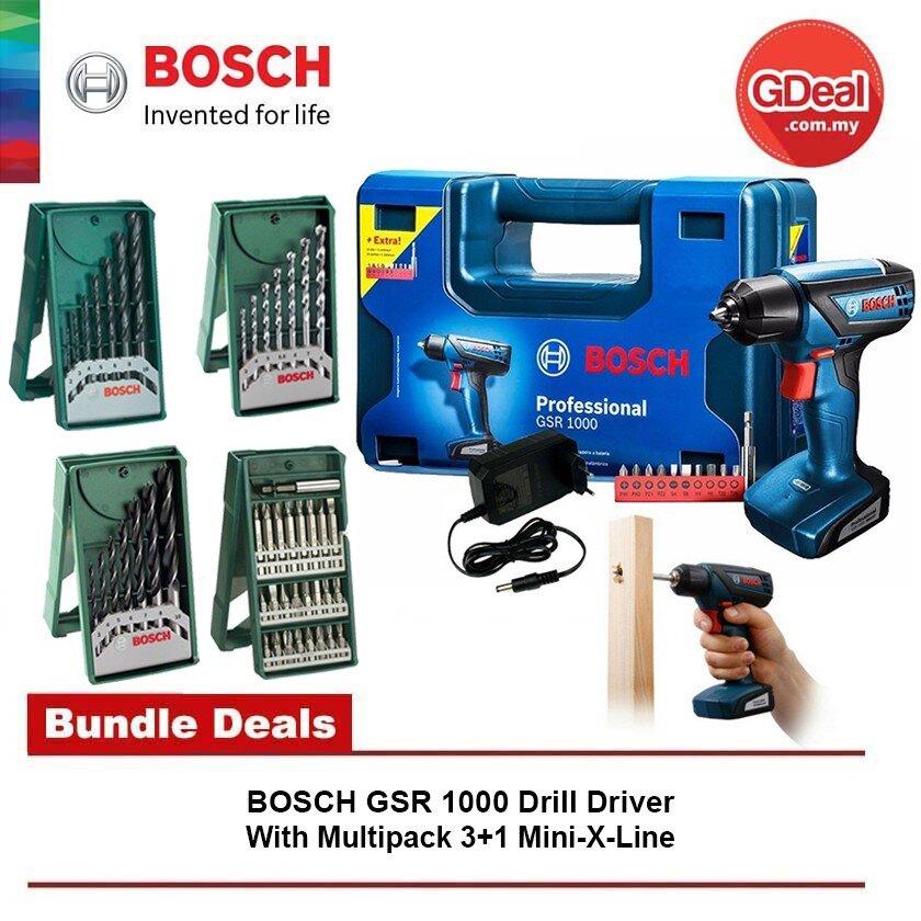 Máy khoan Bosch GSR 1000