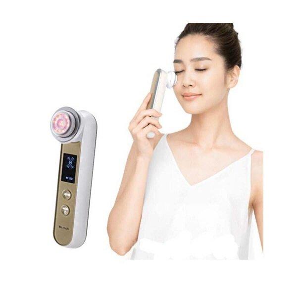 máy massage mặt nóng lạnh