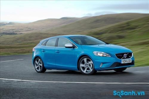 Mua xe ô tô nào an toàn nhất hiện nay: xe ô tô Volvo 40