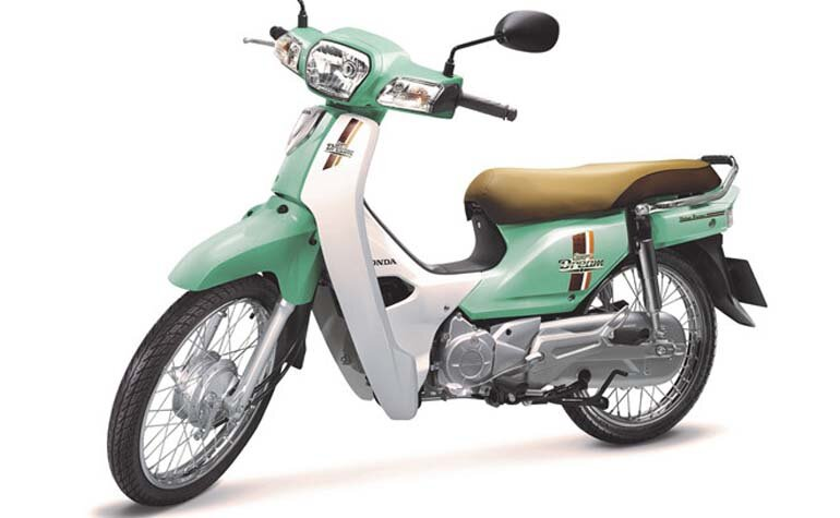 xe máy honda dream 2019