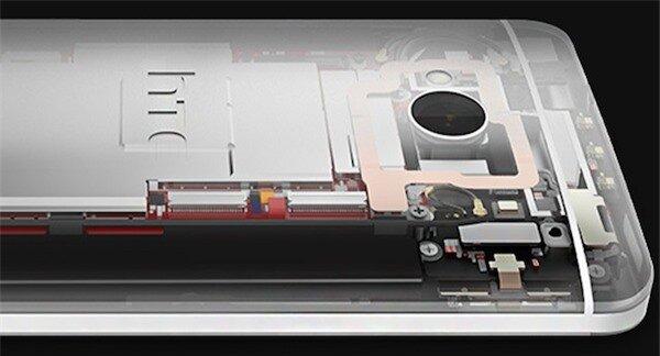HTC One 2 sẽ có camera có thể chuyển đổi ống kính