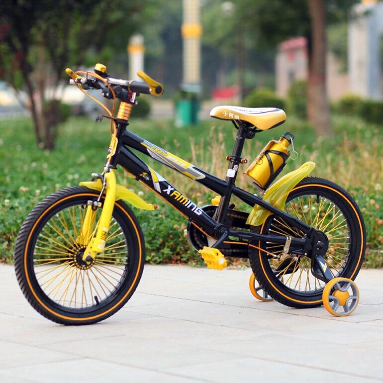 Xe đạp trẻ em 6 tuổi Xaming - Giá tham khảo: 960.000 vnđ - 1.300.000 vnđ
