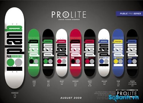 Tuy mới vào nghề nhưng Plan B tạo ấn tượng mạnh với dân chơi skateboard