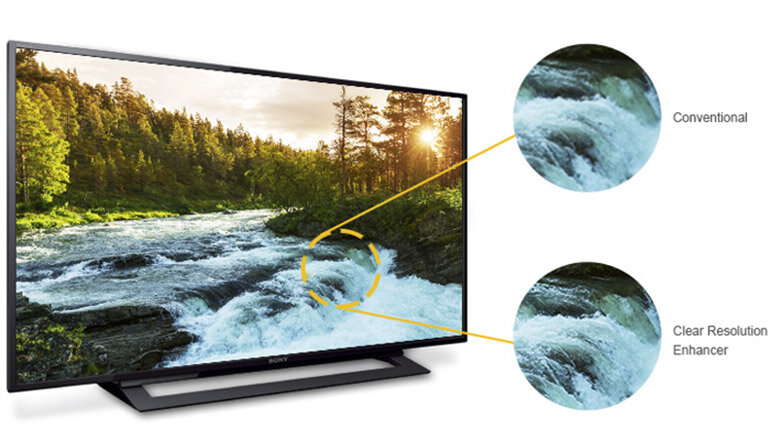 Đánh giá tivi LED Sony KDL 40R350B: Món quà quý giá từ Sony gửi đến người dùng