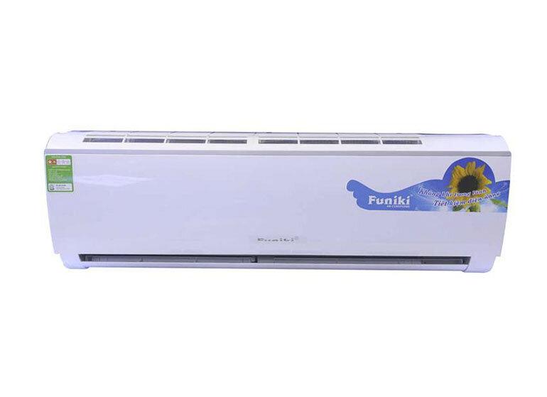 Điều hòa - Máy lạnh Funiki SBH12 2 chiều 12000 BTU đem đến chế độ làm lạnh cao, cùng với đó là khả năng hoạt động êm ái