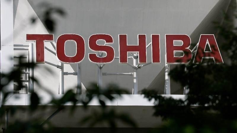 Thương hiệu Toshiba nổi tiếng khắp toàn cầu