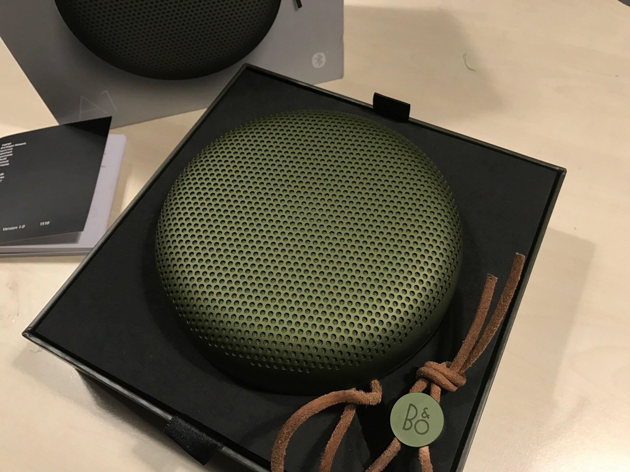 Loa Bluetooth A1 Beoplay