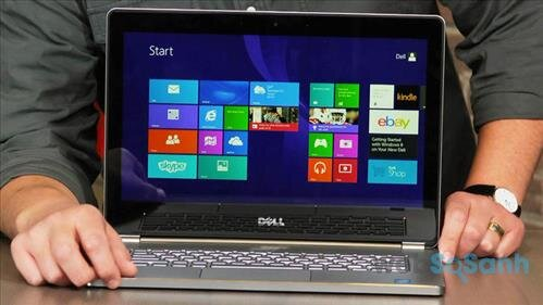 laptop Dell Inspiron 14 7000