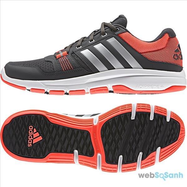 giày tập gym Adidas Warrior