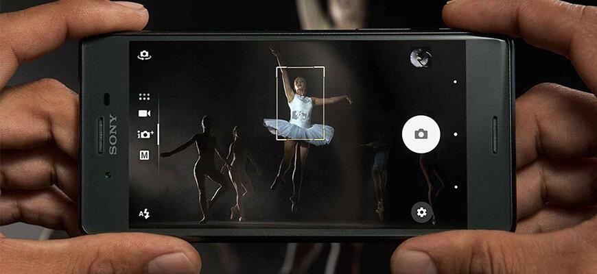 Điện thoại Sony Xperia X trang bị camera 23MP