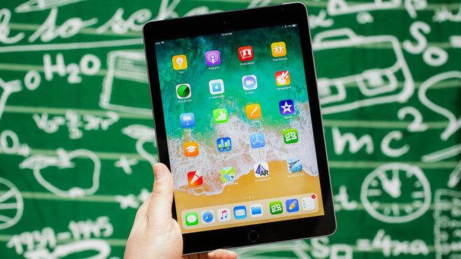 Ưu điểm của máy tính bảng iPad 2018