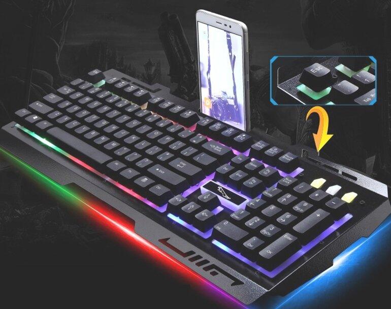 bafnm phím gaming có gì khác so với bàn phím truyền thống