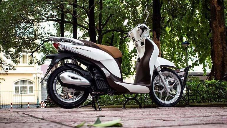 xe máy sh mode 2020