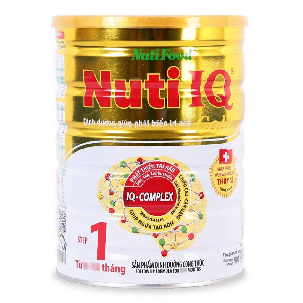 Sữa hãng Nutifood Nuti IQ Step 1