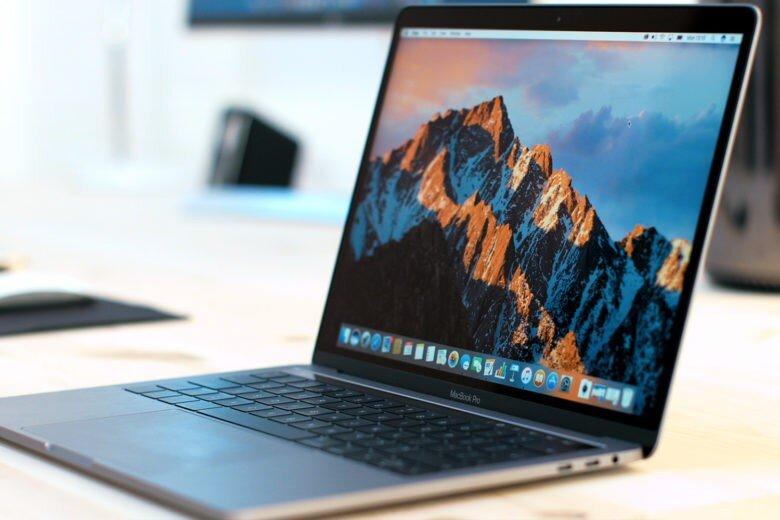 Macbook Pro, chiếc laptop có cấu hình mạnh mẽ