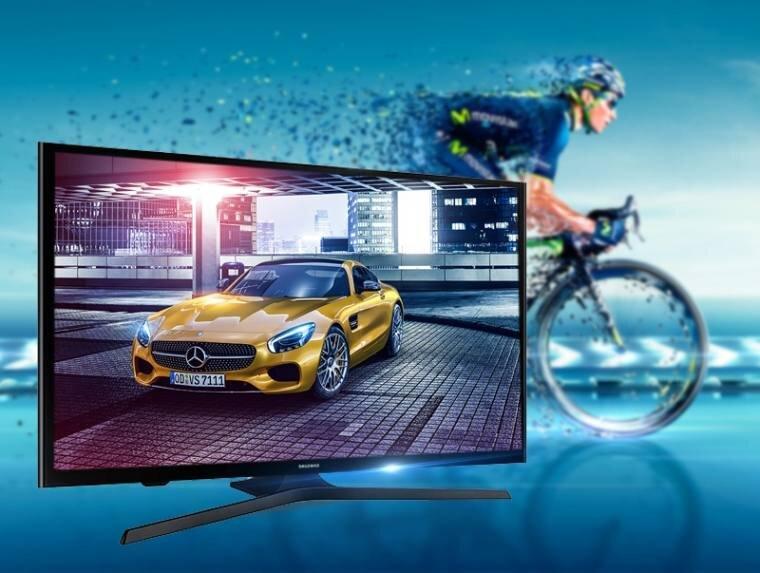 Cân nhắc lựa chọn tivi có tần số quét cao để có xem thể thao tốt hơn