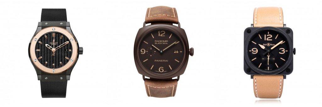 đồng hồ ceramic