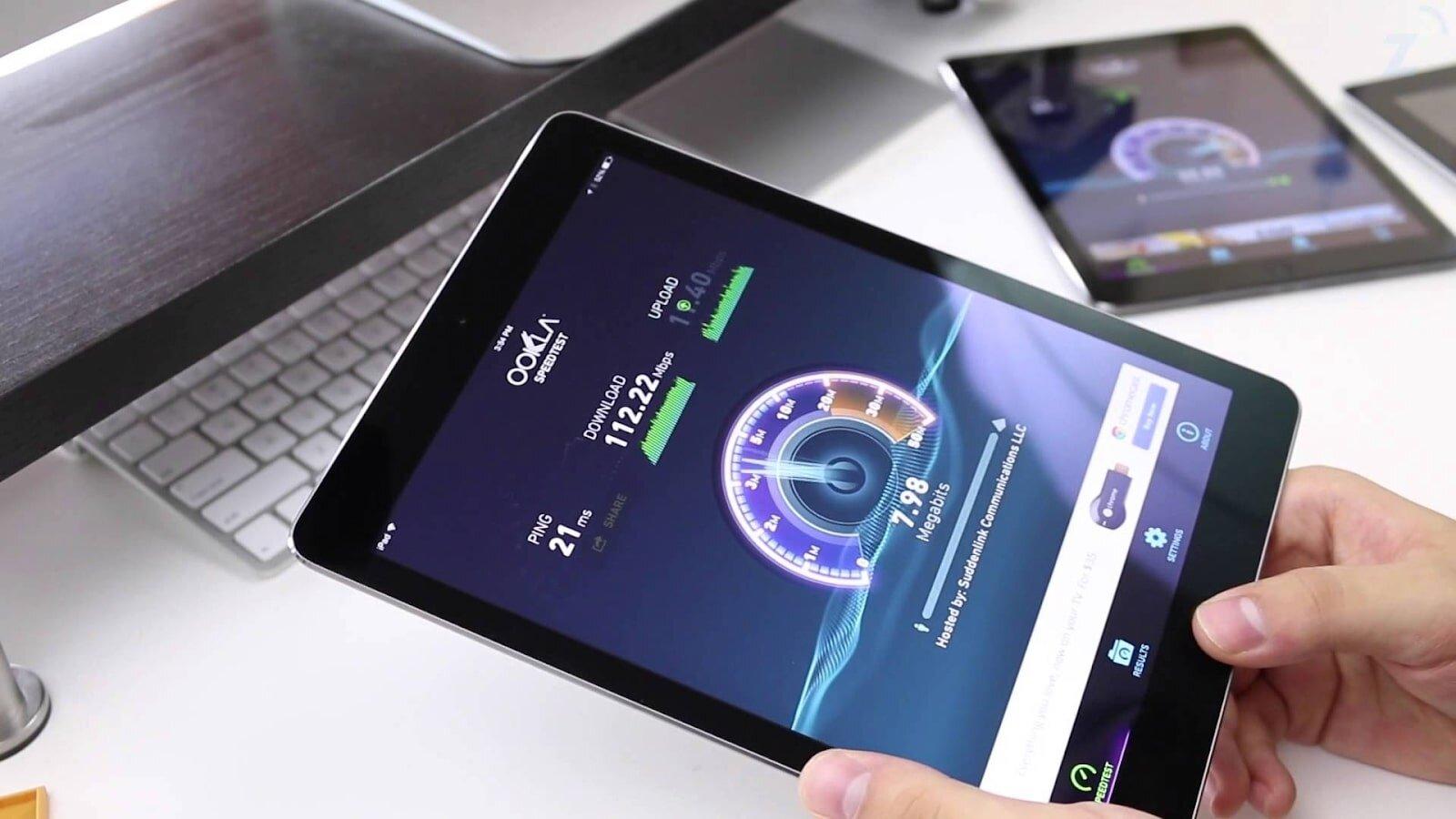 Cách vuốt chuyển ứng dụng trên iPad nhanh