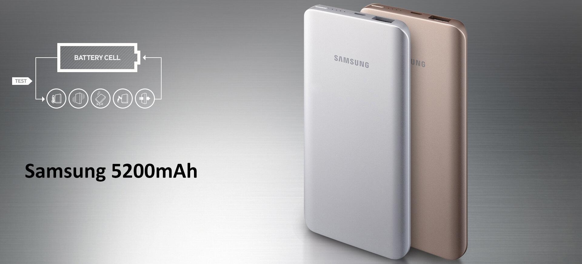 Samsung 5200mAh