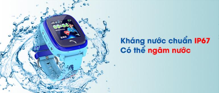 đồng hồ định vị chống nước