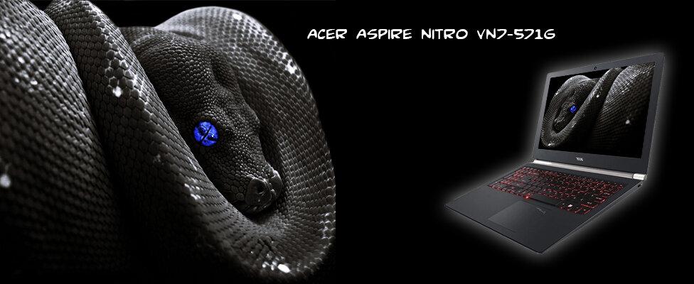 Đánh giá Acer Aspire Nitro VN7-571G 1