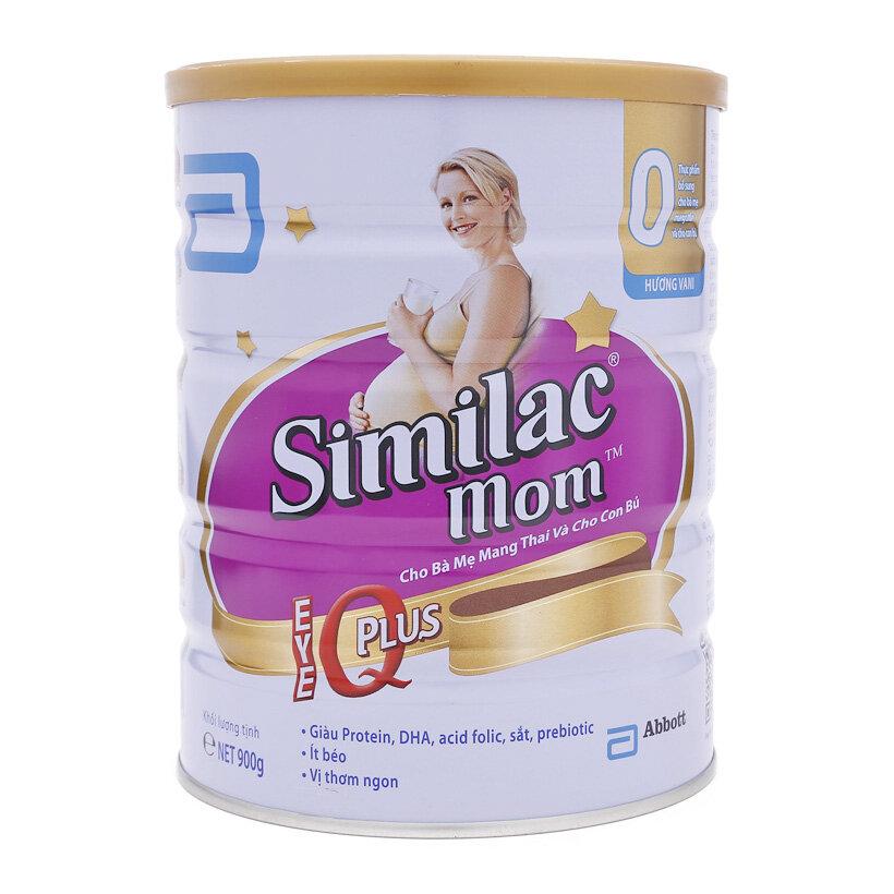 Abbott Similac Mom - một trong các loại sữa cho bà bầu tốt nhất hiện nay