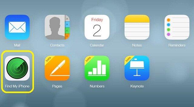 Hướng dẫn tìm khóa và xóa dữ liệu iPhone từ xa