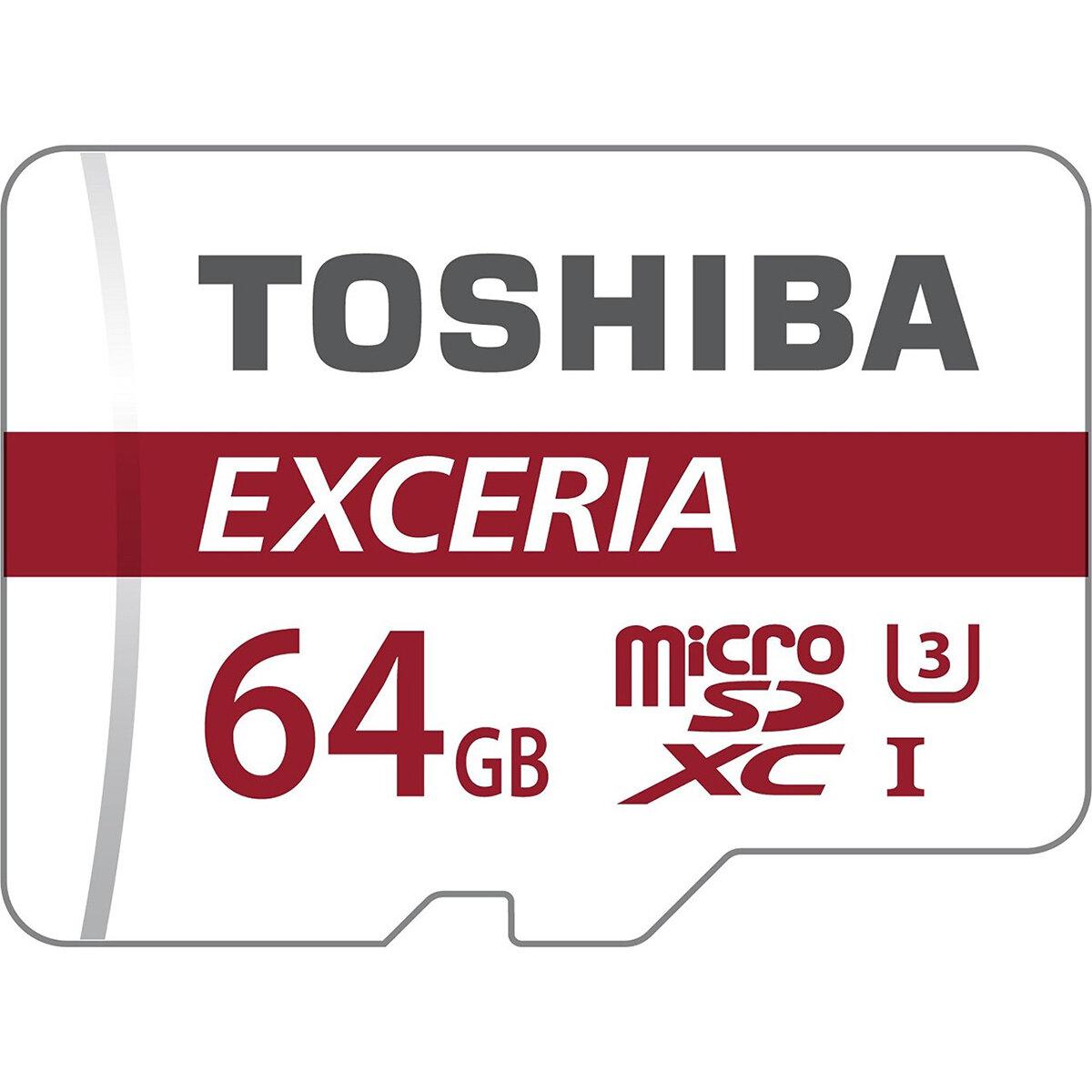 Thẻ nhớ microSD 64GB Toshiba Exceria M302