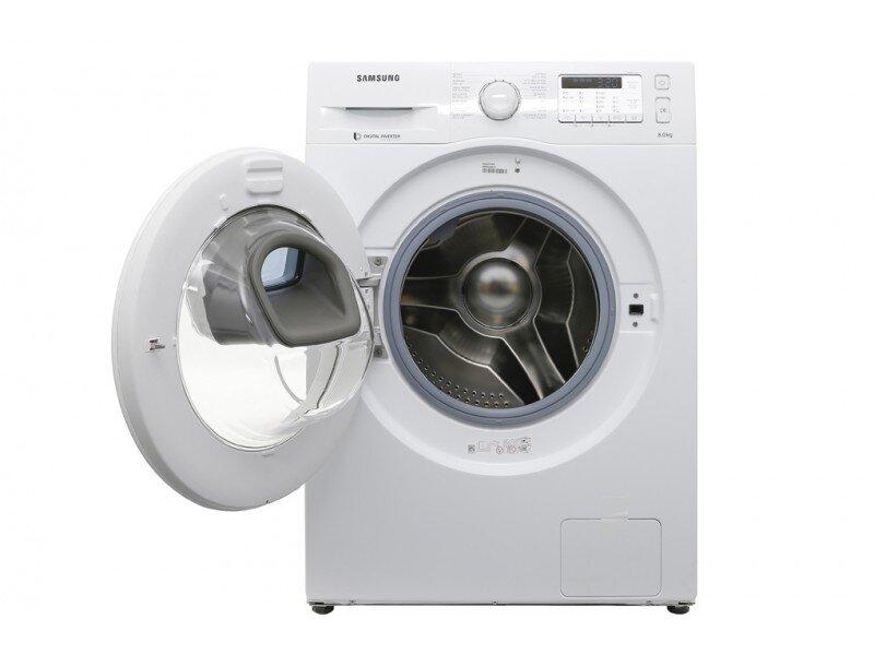 Máy giặt Samsung nhỏ gọn 7kg phù hợp với nhiều không gian gia đình
