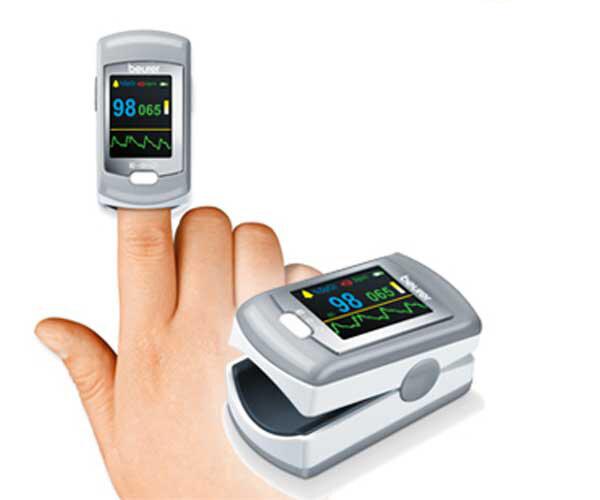 Các chỉ số trên máy đo nhịp tim