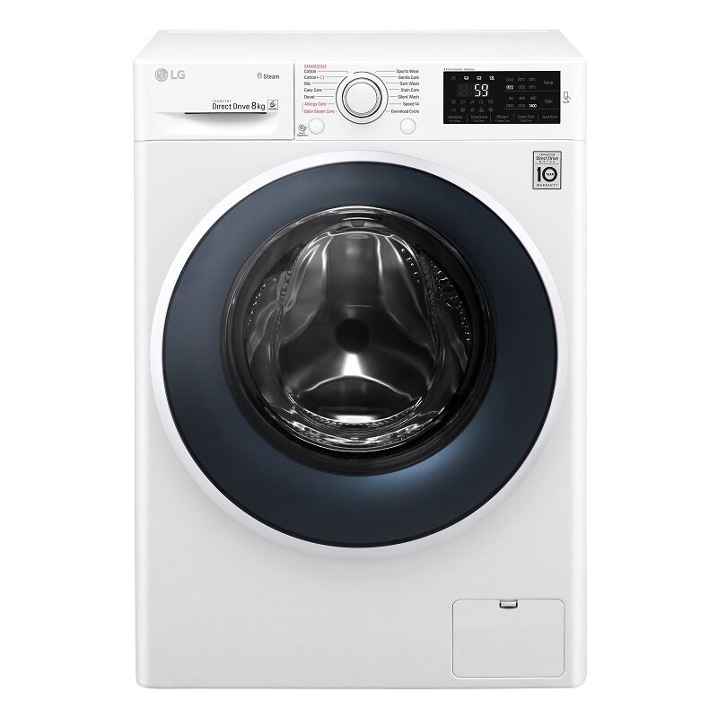 Công nghệ lồng giặt direct drive của LG