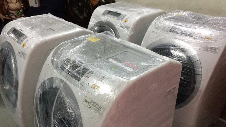 Kiểm tra kỹ máy giặt cũ trước khi mua