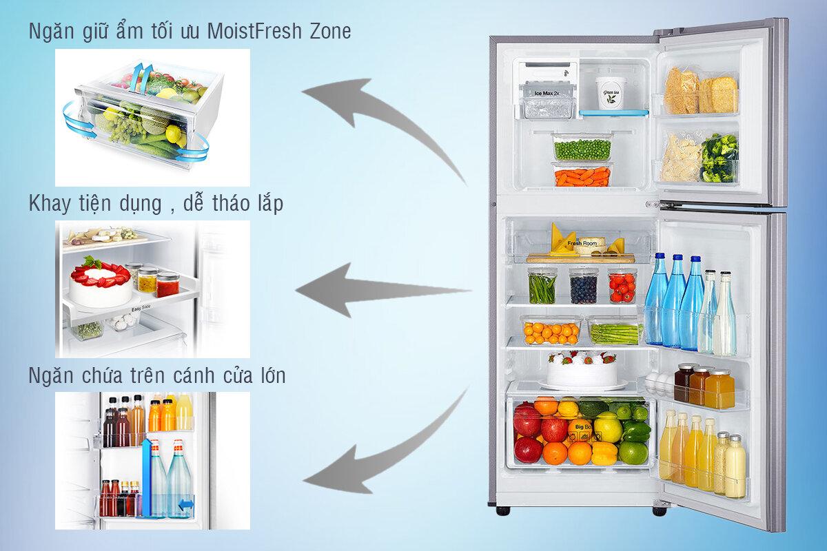Tủ lạnh Inverter Samsung - Đảm bảo chất lượng bền bỉ