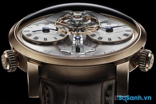 Các đồng hồ cơ thường có mức giá cao hơn rất nhiều so với các đồng hồ điện tử