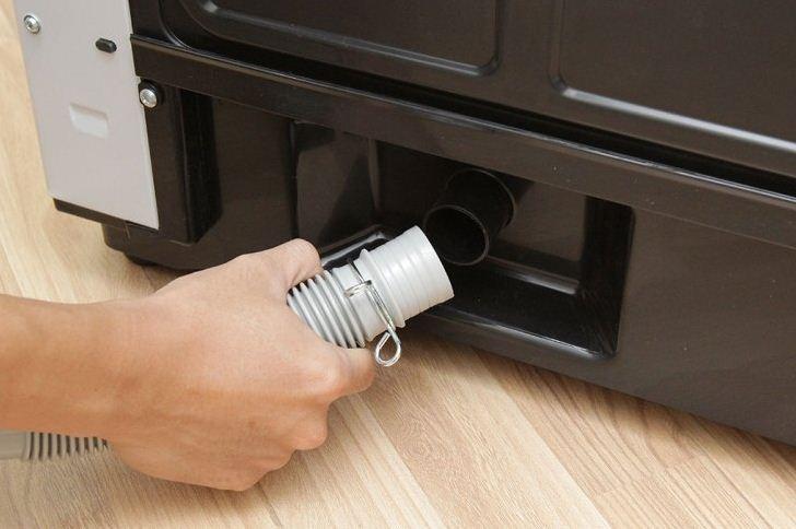 Cách vệ sinh máy giặt cửa trên với giấm và baking soda thật dễ dàng