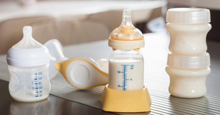 Sữa công thức để được bao lâu sau khi pha ?