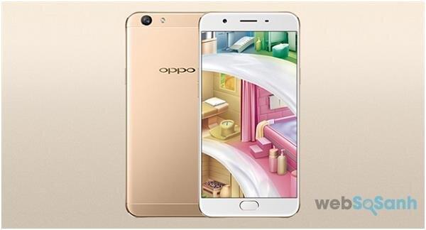 điện thoại chụp ảnh đẹp 6 triệu oppo f1s giá rẻ nhất