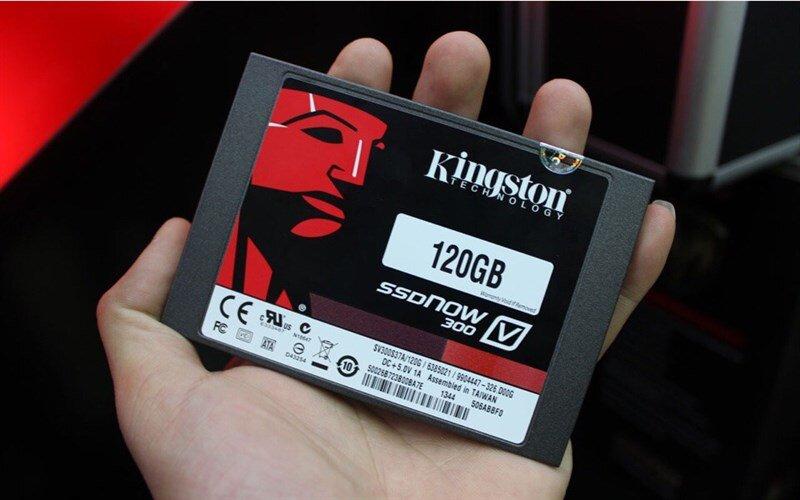 Ổ cứng SSD 120GB là gì