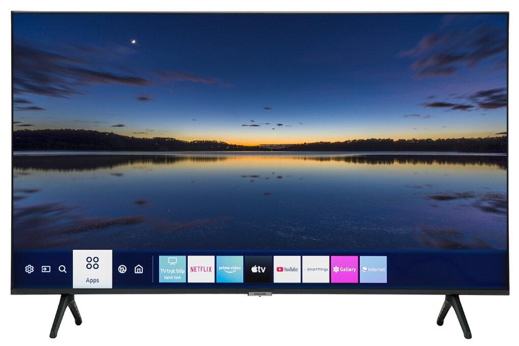 Những lý do bạn nên chọn tivi Samsung 43 inch 4K
