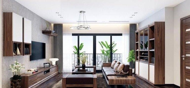 Tổng hợp nội thất phòng khách phổ biến hiện nay