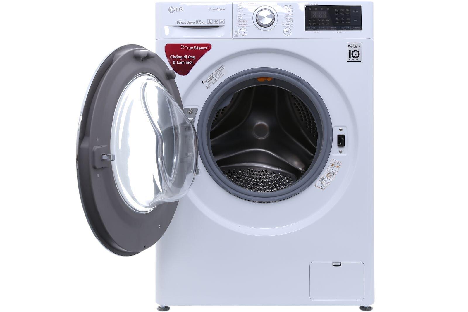 Máy sấy khô quần áo LG rất dễ sử dụng