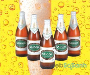 Giá bia Sài Gòn đỏ
