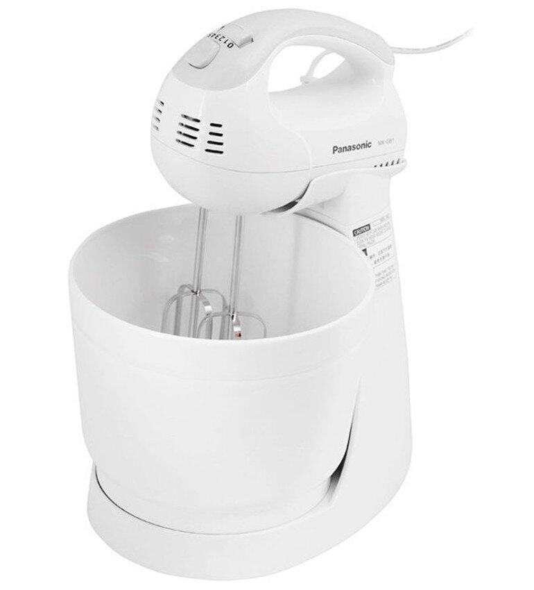 Nên mua máy đánh trứng Panasonic cầm tay hay để bàn?