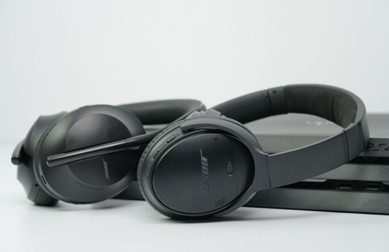so sánh bose noise cancelling headphones 700 và quietcomfort 35 ii