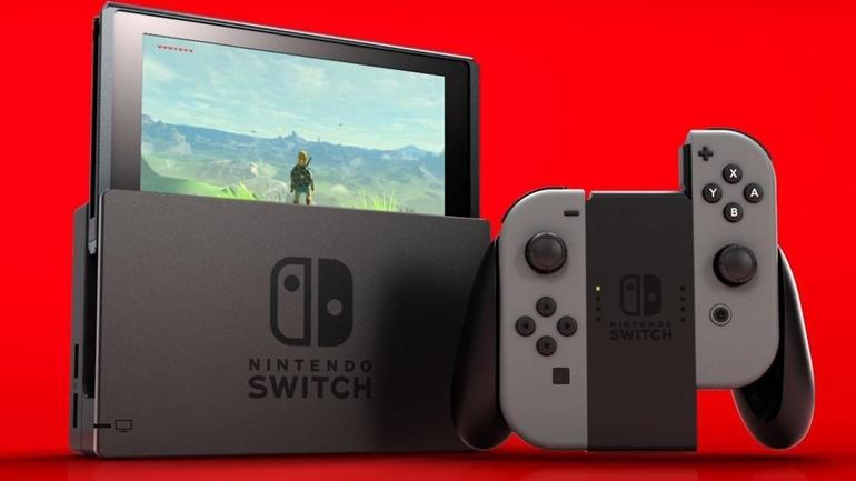 giá nintendo switch black friday 2018