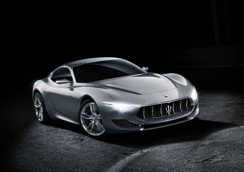 Chiếc xe này đánh dấu 100 năm ra đời của Maserati