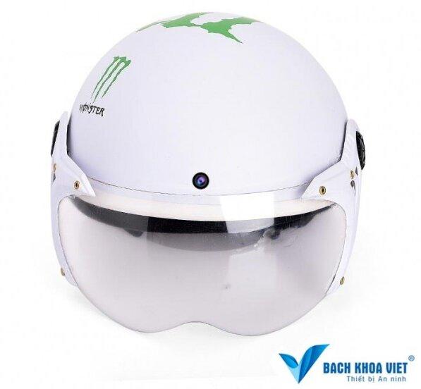 Mũ bảo hiểm có camera EB-NTM01