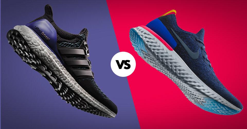 Giày tennis Adidas và Nike đều là những sản phẩm đáng để lựa chọn