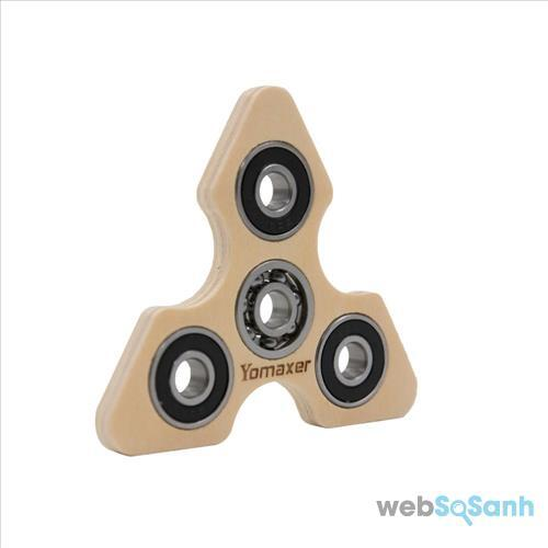 Fidget Spinner từ gỗ